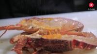 青岛大虾又火了, 用这么大的虾做一碗面, 一根面得多少钱
