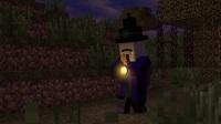 Minecraft动画--村民和女巫的生活【5】完结