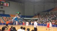 中国女篮vs长安男篮