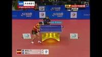 2010大众杯邀请赛 男单决赛 马林vs波尔 乒乓球比赛视频 剪辑