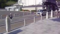 日本小学生过马路 短暂的一瞬间却让人无限感慨