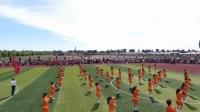 前锋农场第九管理区广场舞参赛视频
