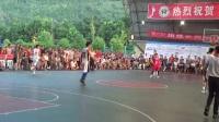 2017 0722剑阁男子篮球赛 决赛 剑阁中学 企业联队 剑门关葫芦丝电吹管陈斌拍摄