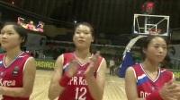 2017年女篮亚洲杯小组赛:中华台北vs朝鲜(英语解说)