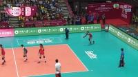 2017世界女排大獎賽香港站-中國vs塞爾維亞第一局-tvb粵語解說