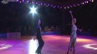 """2017年杭州""""华之舞杯""""国际标准舞全国公开赛表演舞伦巴《爱之历史》Armen Tsaturyan&ampSvetlana Gudyno"""