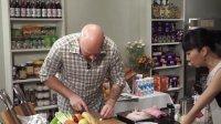 《与David和Sarah进餐》第二季第三集:健康烹饪