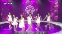 最音乐 2016:2016人气韩团眼中钉GFRIEND 160305—《最音乐 2016》