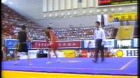 2001年第九届全运会武术散打比赛 第01单元 007 男子52kg 张亭宾(江苏)VS 付龙(云南)