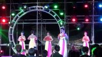 黄骅市旗袍文化协会新海西路队展示旗袍秀【折扇】