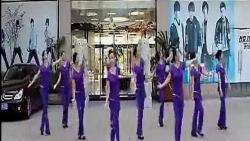 广场舞 我们的钓鱼岛 教学视频