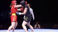 2004年第二届世界杯武术散打比赛 010 女子65kg 红(土耳其)VS 黑(越南)