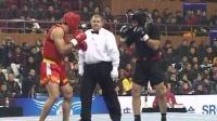 2010年第五届世界杯武术散打比赛 决赛 15 男子80公斤级 红方(伊朗)VS 黑方(阿尔及利亚)