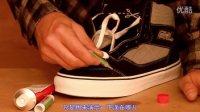 [TSS]达人教你活用胶水延长滑板战靴寿命