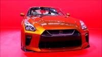2016广州车展:日产新款GT-R上市 售价162.8万元起