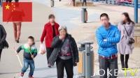 "【JokeTV】中美两国""乱扔垃圾""社会实验大对比"