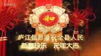 庐江信息港祝全县人民新春快乐