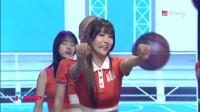 【风车·韩语】宇宙少女回归舞台《HAPPY》Simply Kpop现场版