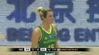 2017年女篮亚洲杯小组赛:韩国vs澳大利亚(英语解说)