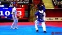 跆拳道比赛中拳击的重要性