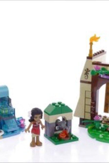 速拼 LEGO 乐高 41149 海洋奇缘 莫亚娜的海岛冒险 Disney Moana s Island Adventure