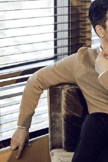 绝对的实力派演员刘奕君 儿子进军影视圈 最帅星二代