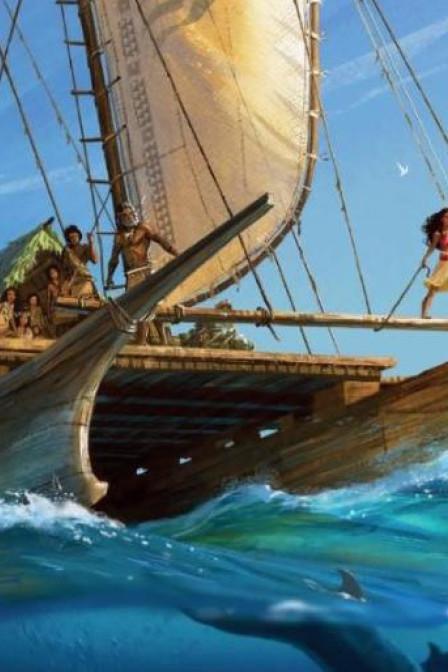 来一场和海洋有关的冒险吧 《海洋奇缘》 对大海的风浪勇敢说不