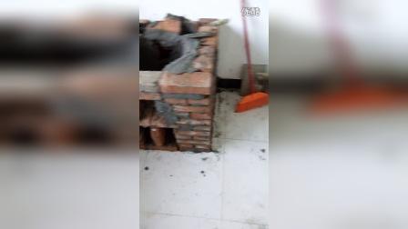農村柴火土灶臺設計圖