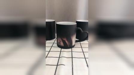 异地恋冷战了一周,做了一个杯子给她,倒水以后感动的哭了,一杯子就是一辈子