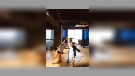 合肥零基础舞蹈成人班 立晨专业教学爵士舞 钢管