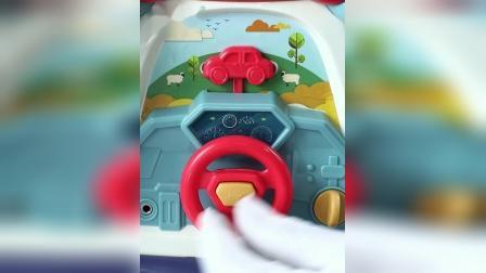 君晓天云益生贝美婴儿玩具手拍鼓儿童拍拍鼓六