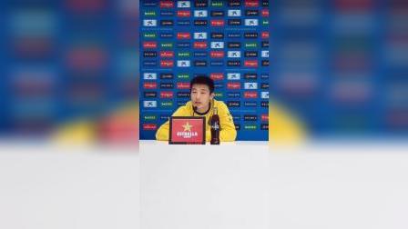 """武磊:""""打马竞只是一场普通的西甲联赛。""""西班牙人"""