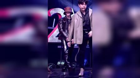 [LIVE] 饭拍 Super Junior(李东海) - 2YA2YAO (200131 音乐银行)