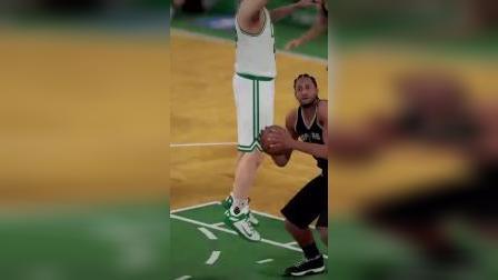 NBA 2K16 马刺对阵凯尔特人-莱昂纳德集锦