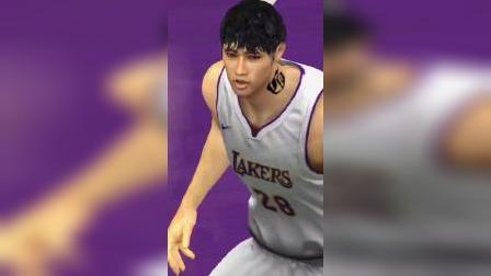 NBA2K18 湖人vs马刺 全场最佳集锦