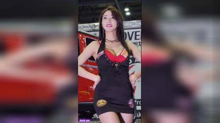 韩国美女车模写真