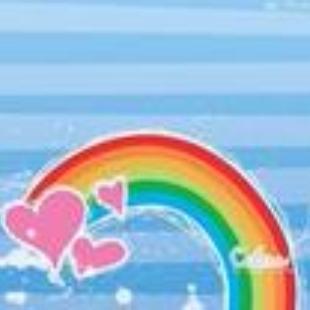七彩虹毛线