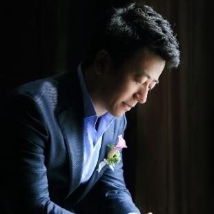 婚礼主持人健峰