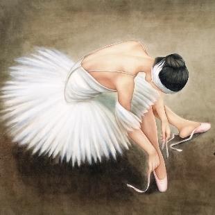 地才驰驰的芭蕾梦