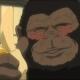 猩猩香蕉奶昔