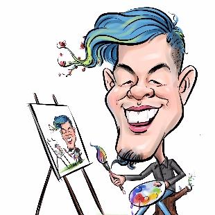大叔漫画王西振