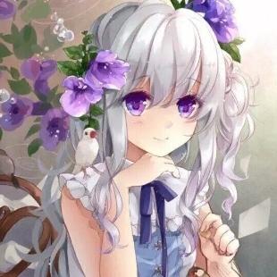 白蔷薇少女