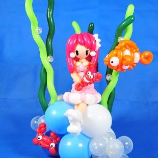 气球装饰布置教程