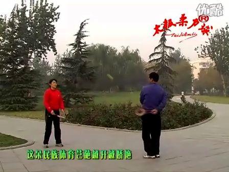 花样柔力球(王学军,张启新)