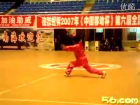 柔力球---第六届全国比赛自选第一名