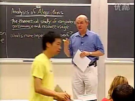 麻省理工大学算法导论之Analysis of Algorithms, Insertion Sort, Mergesort