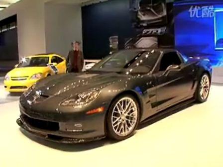 Detroit2008 Corvette ZRI