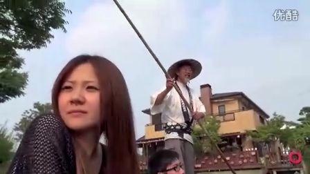福冈人生活 童谣 泛舟 大排档