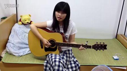 吉他弹唱《大龄文艺女青年之歌》Cover by 白桦树娃娃