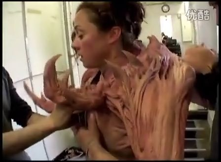 ADI工作室 怪型 (2011) 怪物演员特效制作
